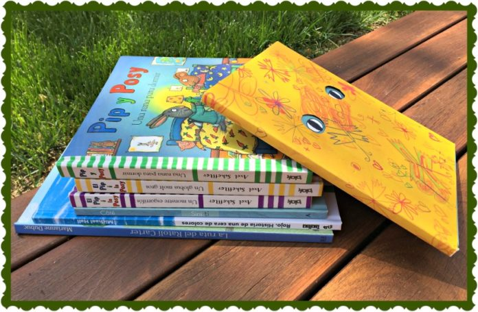 Alt_portadas cuentos infantiles para regalar en Sant Jordi