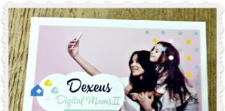 Alt_ flyer segundo encuentro Digital Mums organizado por Dexeus Mujer