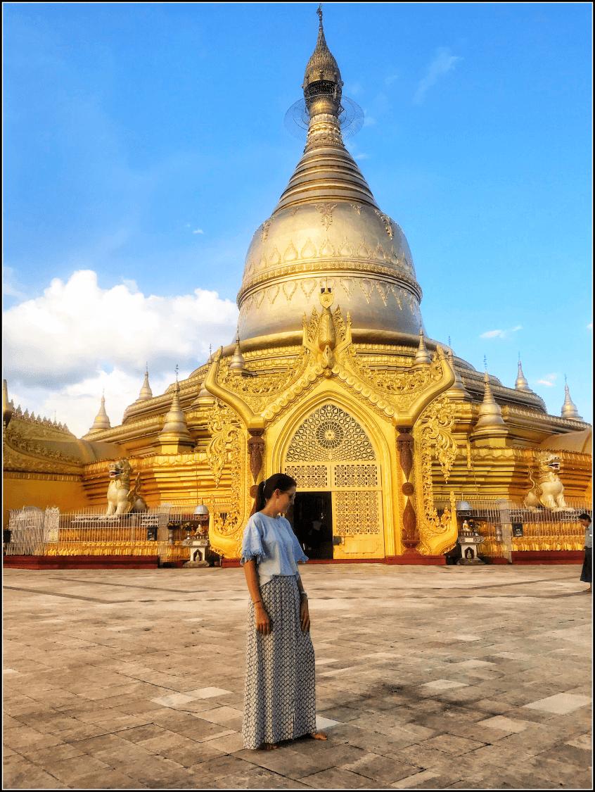 Maternidad en Myanmar
