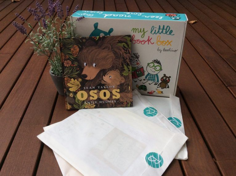 My little Book Box Osos