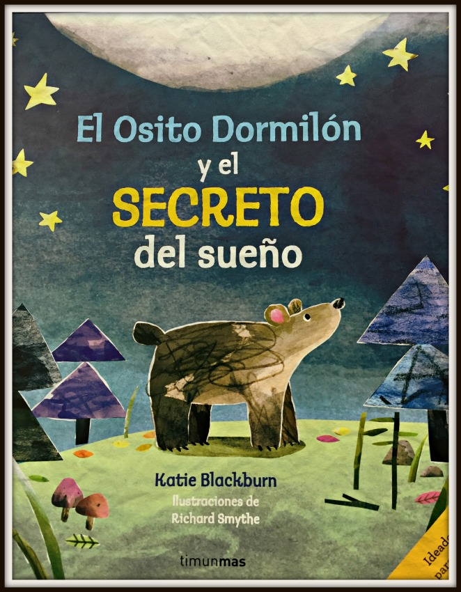 Alt_Libro infantil Osito Dormilón y el secreto del sueño