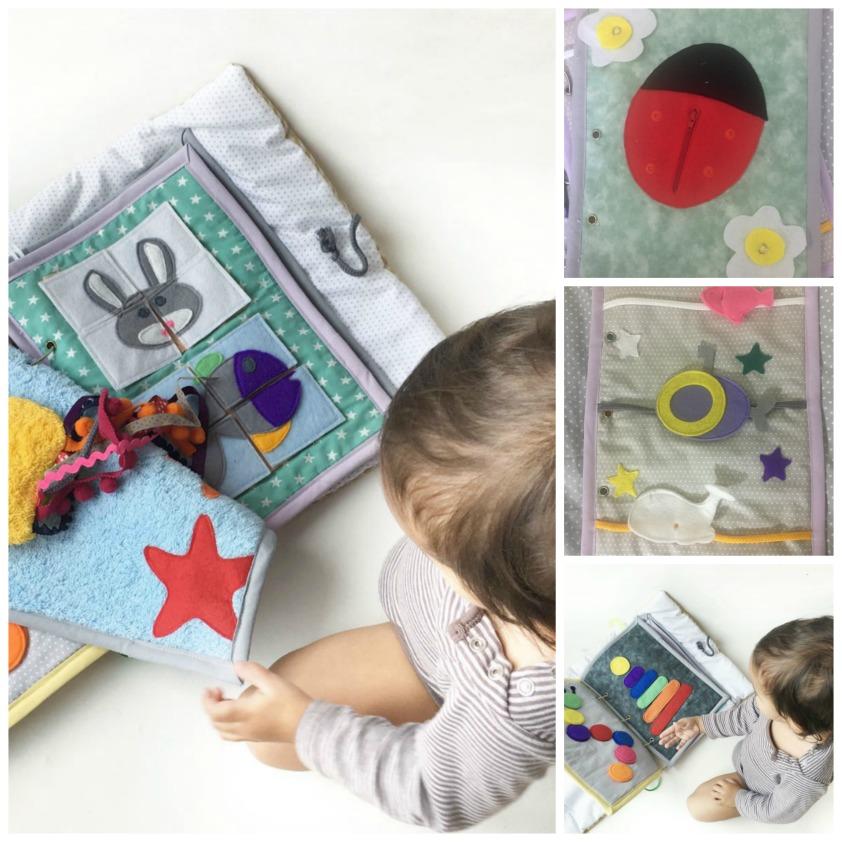 Alt_collage libro personalizado par el bebé Lykamivia