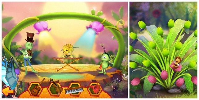 Alt_imágenes juegos Abeja Maya App