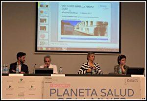 Alt_mesa de debate del Encuentro Planeta Salud de la Mujer