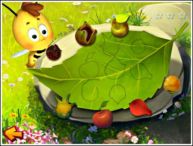 Alt_imagen puzzle Abeja Maya App
