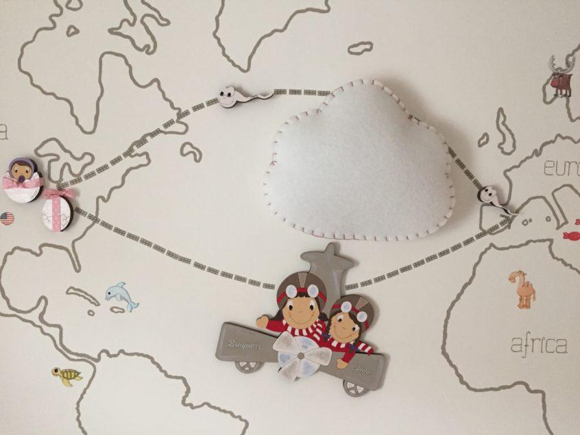 Alt_mapamundi y niñas aviadoras DreamLand Factory