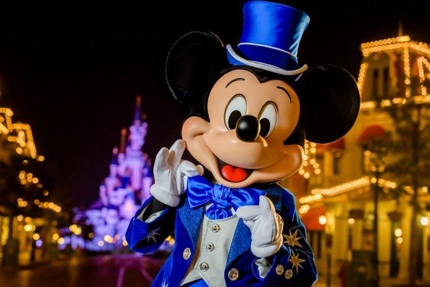 Alt_Mickey celebra el 25 aniversario de Disneyland Paris