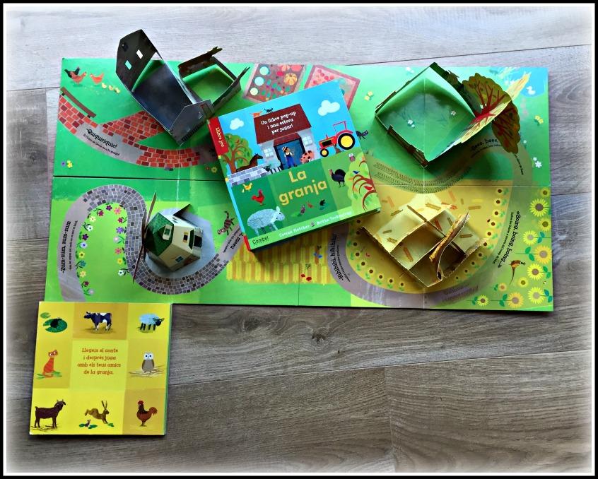 Alt_imagen del libro pop up La Granja