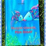"""Alt_portada del cuento para dormir """"Feliços somnis, peix irisat"""""""