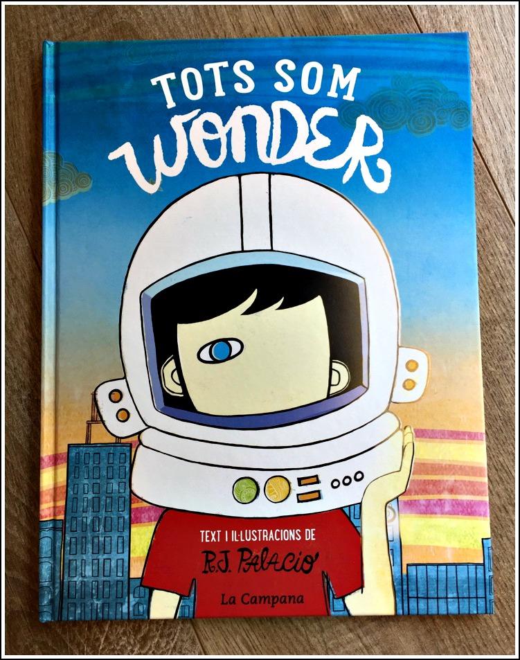 Alt_portada libro Tots som Wonder, publicado por la Campana