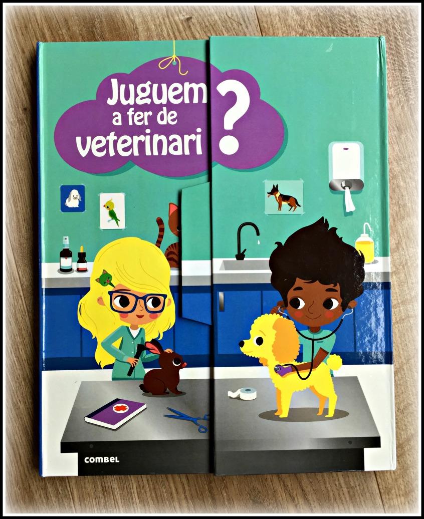 Alt_portda del cuento juego Juguem a fer de veterinari?