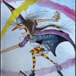 Dos cuentos con una bruja como protagonista