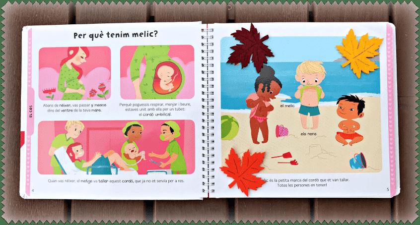 """Alt_páginas interiores de la Baby Enciclopedia """"Por Qué?"""""""