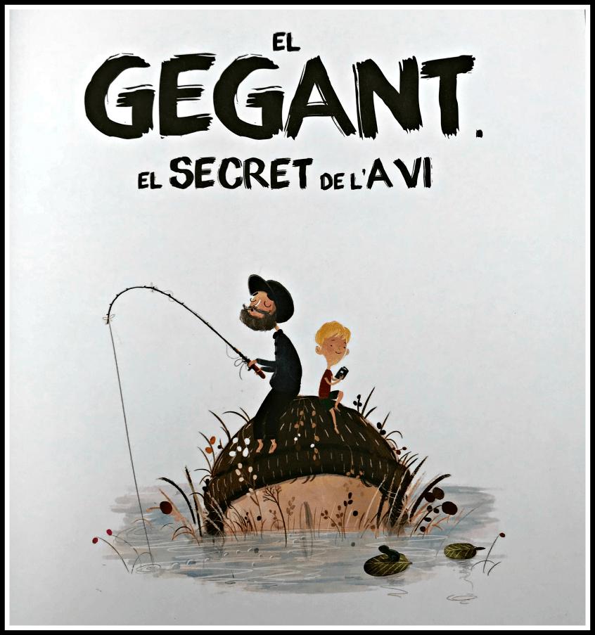 """Alt_portadilla """"El Gigante. El Secreto del Abuelo"""""""